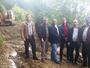 Koalicija Vakat započela je predizbornu kampanju obilaskom radova na otvaranju puta Brod - Restelica
