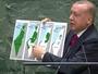 Pogledajte kako je Erdogan upitao članice UN-a da pokažu gdje su granice Izraela